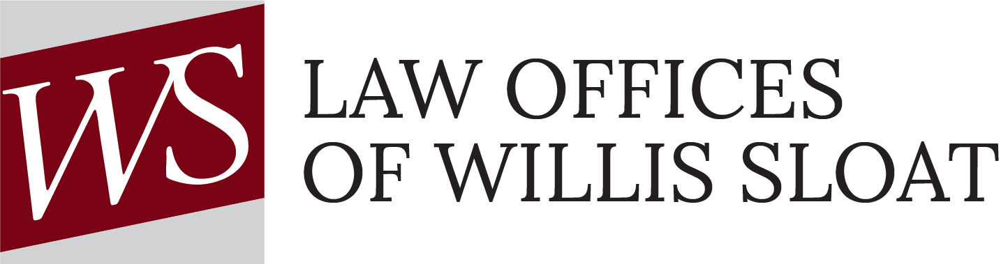 The Law Offices of Willis Sloat, NH Attorney Logo